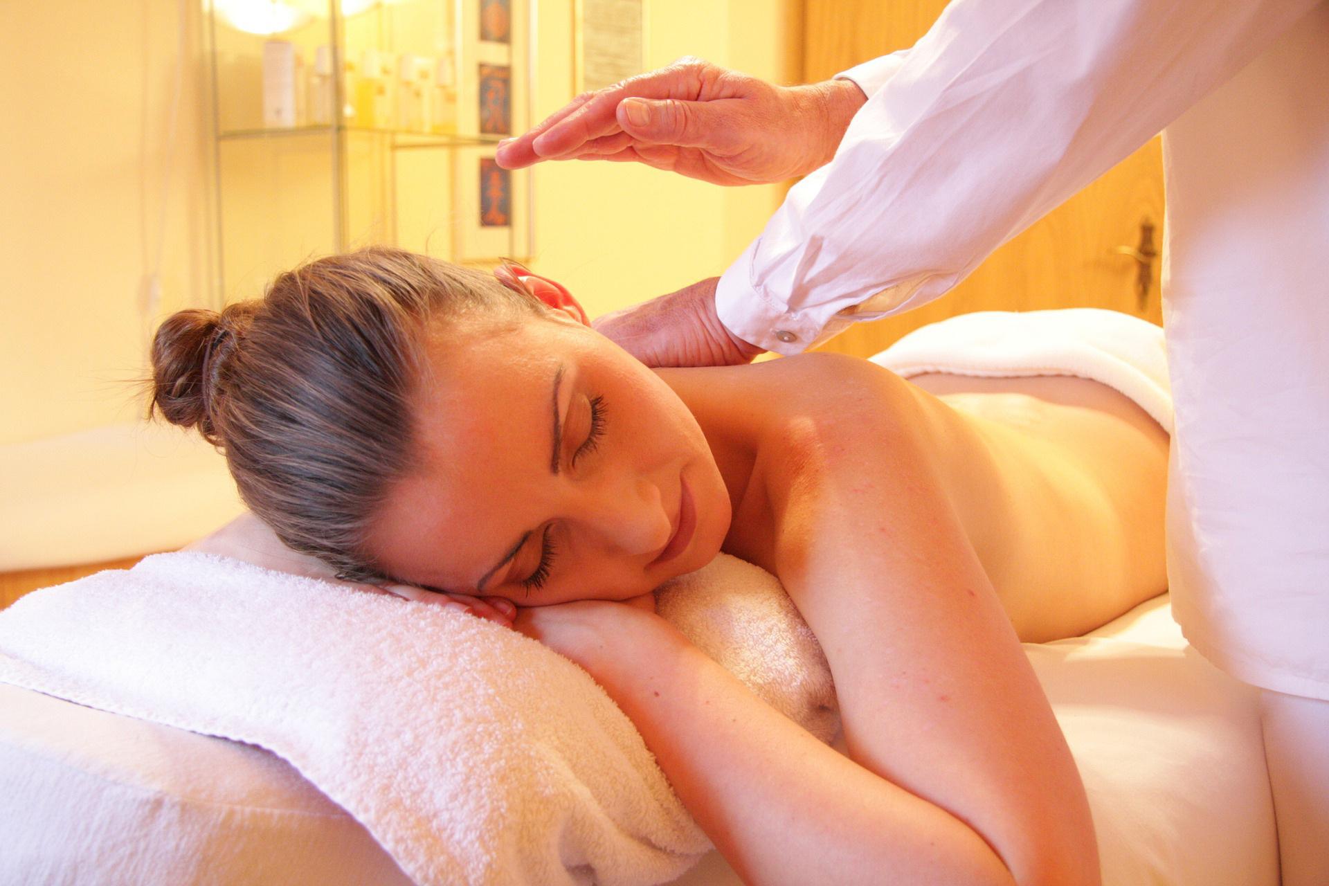 Massage Californien relaxant